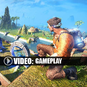Outcast Second Contact Gameplay Video