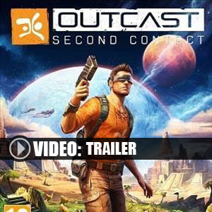 Buy Outcast Second Contact CD Key Compare Prices