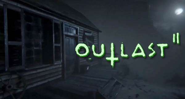 Outlast 2 Release Date Cover