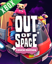 Out of Space Couch Edition