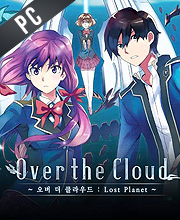 Over The Cloud Lost Planet