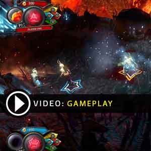 Overlord Fellowship of Evil Gameplay Video