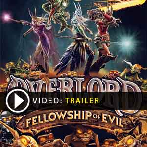 Buy Overlord Fellowship of Evil CD Key Compare Prices