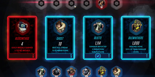 Overwatch Rate This Match Feature