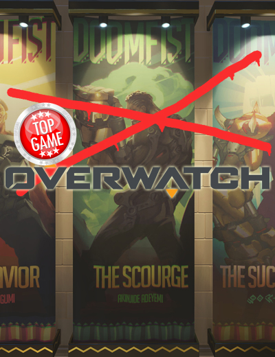 Overwatch Character Number 24 is Not Doomfist After All