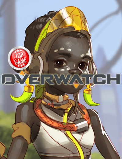 Efi Oladele is Possibly the New Overwatch Character, Blizzard Teased