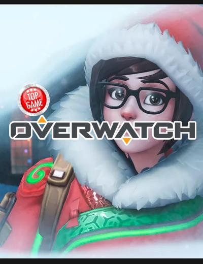 Overwatch Winter Wonderland 2017 Starts 12th December!