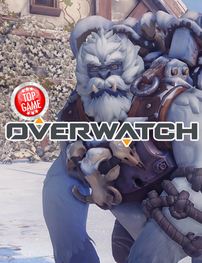 Overwatch Winter Wonderland 2017 Kicks Off! New Skins, Mode Added!