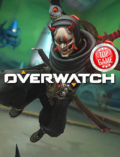 Cool New Overwatch Oni Genji Skin, Find Out How To Get It!