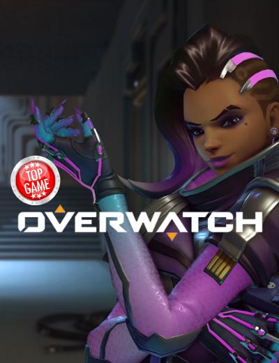 Introducing: Overwatch's Newest Hero Sombra
