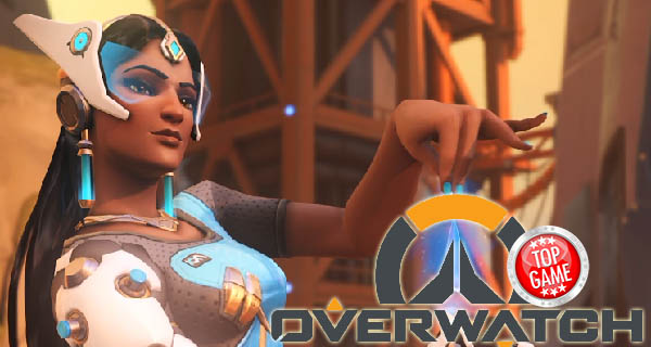 Overwatch Hero Symmetra Cover