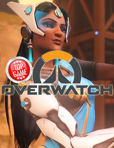 Overwatch Hero Symmetra Redesigned With Great Improvements