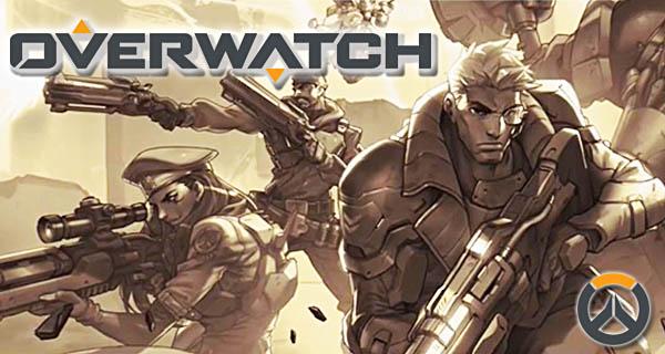 Overwatch New Hero cover
