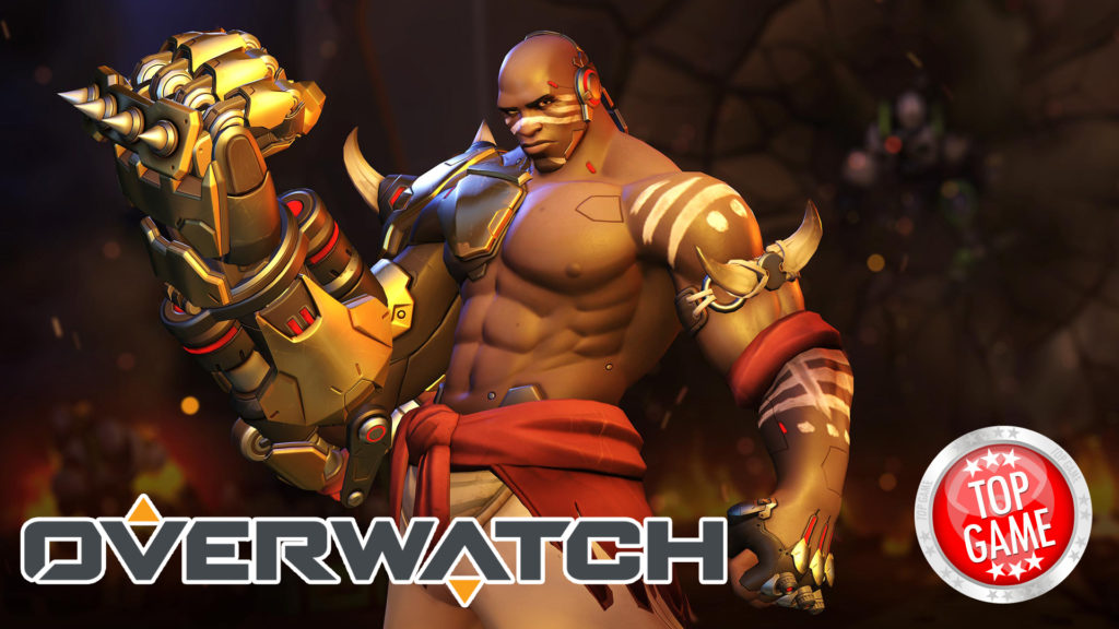 Overwatch New Character Cover