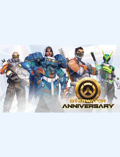 Let's Celebrate the First Overwatch Anniversary!