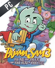 Pajama Sam 3 You Are What You Eat From Your Head To Your Feet