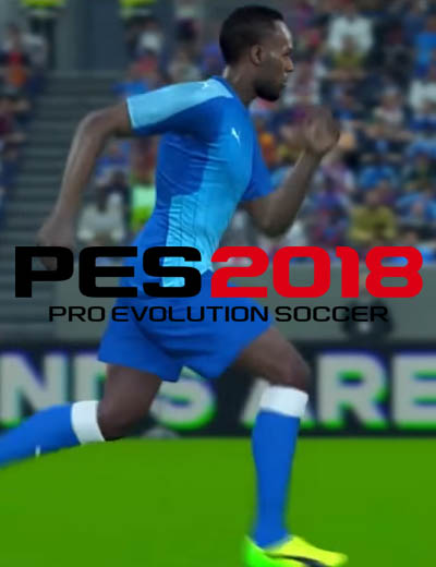 New Pro Evolution Soccer 2018 Video Features Usain Bolt