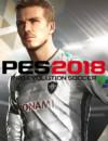 PES 2018: Play as David Beckham!
