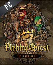 Plebby Quest The Crusades
