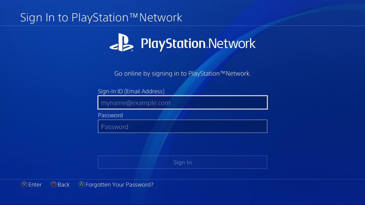 How to activate your game code on your ps3ps4 use this temporary account to download the game directly to your ps3 ps4 fandeluxe Images