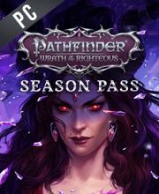 Pathfinder Wrath of the Righteous Season Pass