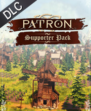 Patron Supporter Pack