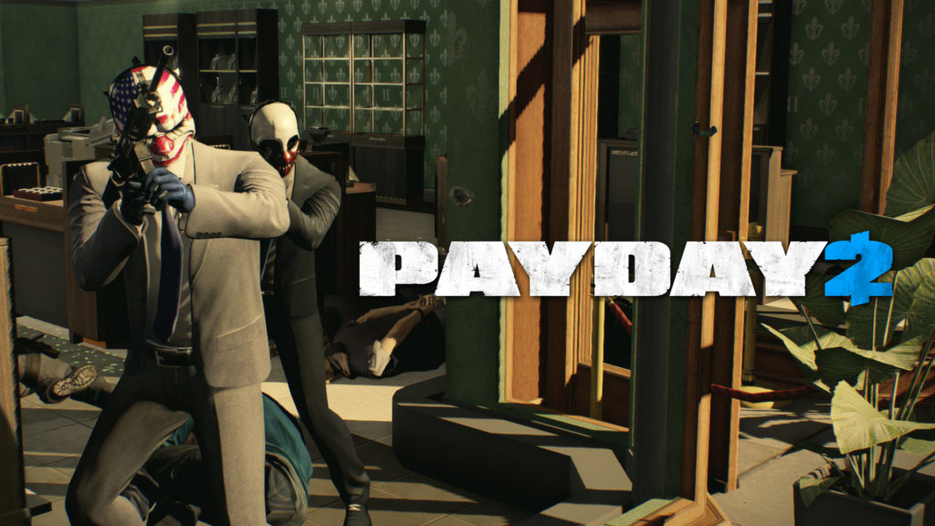 Payday 2 For Free Cover