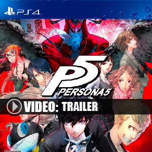 Buy Persona 5 CD Key Compare Prices