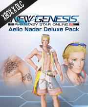 Phantasy Star Online 2 New Genesis Aelio Nadar Deluxe Pack
