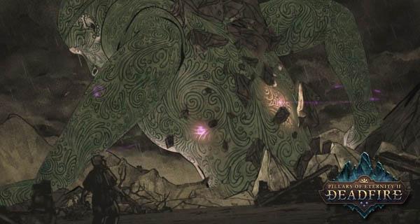 Pillars of Eternity 2 Deadfire Trailer Cover