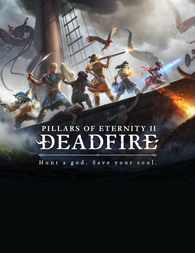 Pillars of Eternity 2 Deadfire Announced, Crowdfunding Goal Reached