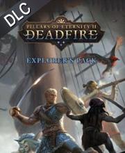 Pillars of Eternity 2 Deadfire Explorer's Pack