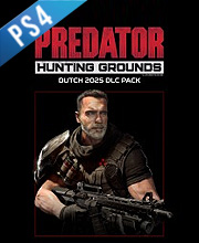 Predator Hunting Grounds Dutch '87 Pack