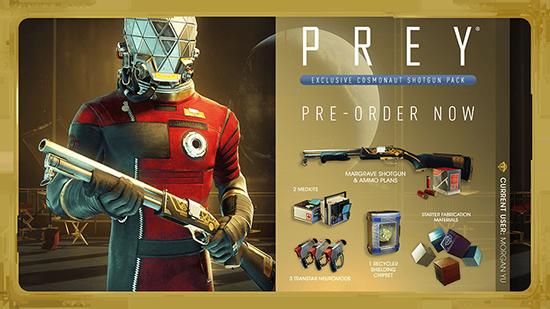 Prey Release Date