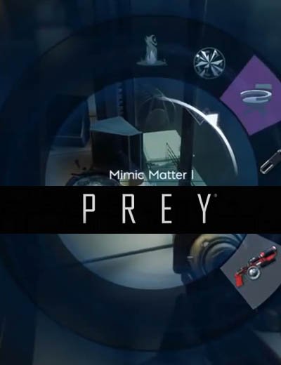 """Introducing The Very Cool Prey """"Mimic Matter"""" Ability"""