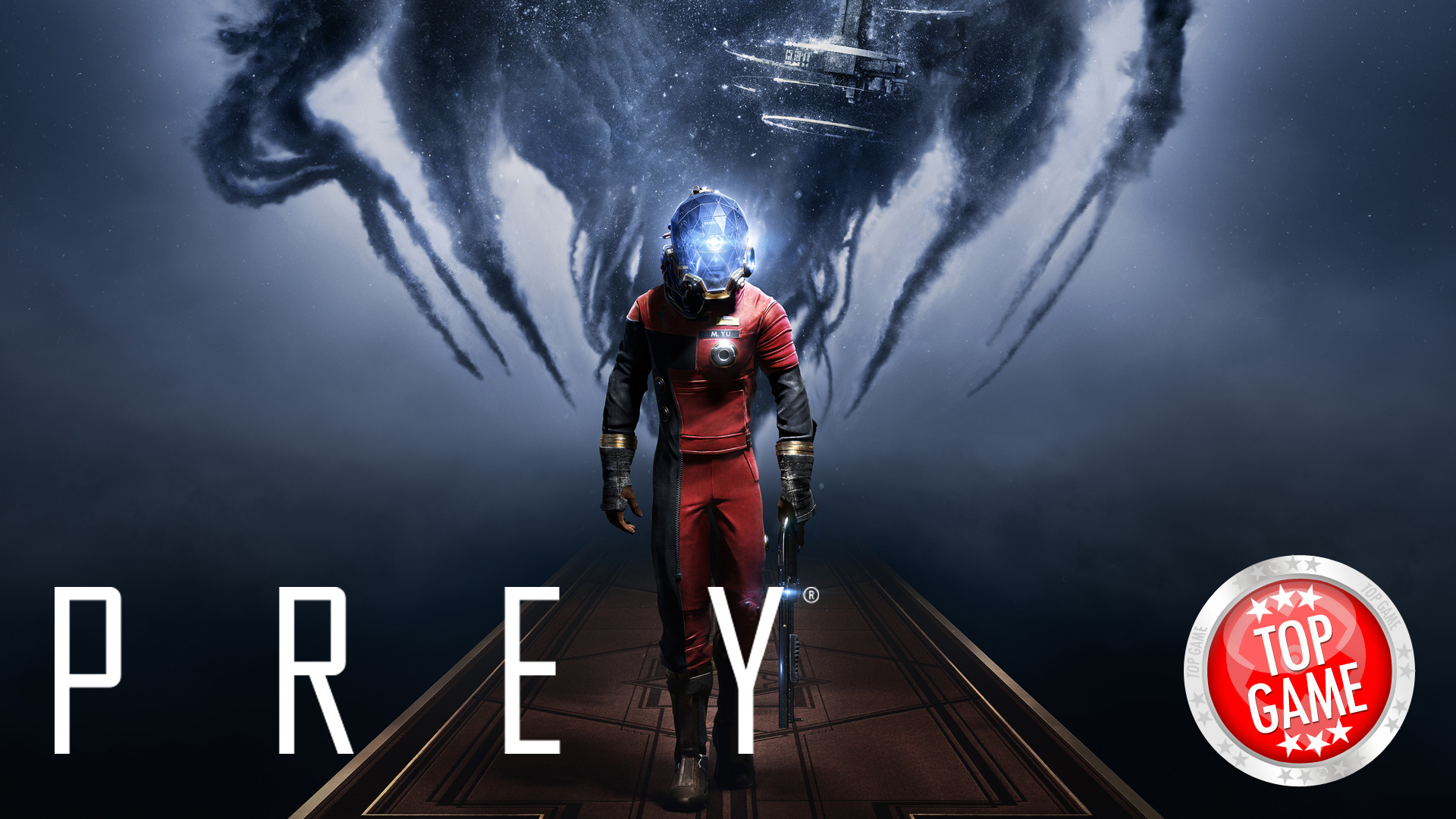 Prey Gameplay Cover