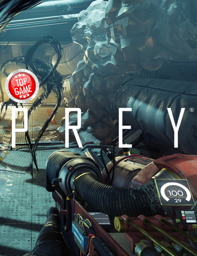Prey Demo: Play the First Hour of the Game for Free!