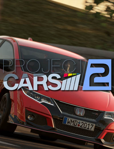Get To Watch 12 Minutes Of Project Cars 2 Gameplay