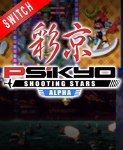 Psikyo Shooting Stars Alpha