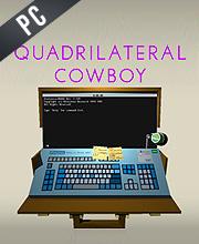 Quadrilateral Cowboy