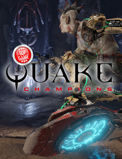 Quake Champions Large Scale Tech Test Now Open to Everyone!