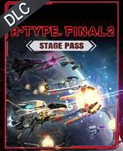 R-Type Final 2 Stage Pass