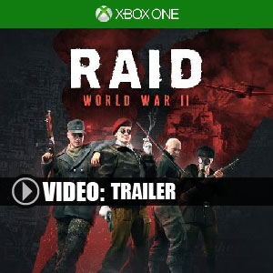 Buy RAID World War 2 Xbox One Code Compare Prices