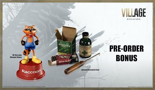 Buy Resident Evil Village Pre-Order Bonus
