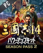 Romance Of The Three Kingdoms 14 Season Pass 2