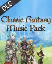 RPG Maker MV Classic Fantasy Music Pack