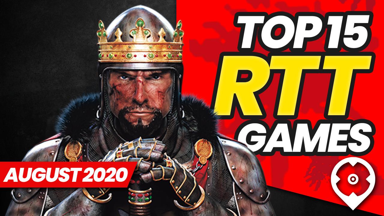 Top 15 RTT games August 2020