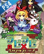 Rabbit x Labyrinth Puzzle Out Stories