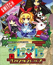 Rabbit x Labyrinth Puzzle Out Stories