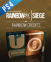 Rainbow Six Siege Credits Pack